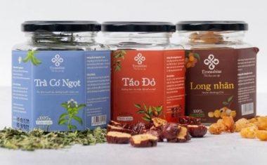 """Bộ """"Gia vị trà hoa"""" và những cách kết hợp trà thơm ngon, hấp dẫn"""