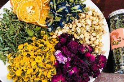 Mua trà hoa ở đâu uy tín? Địa chỉ bán trà hoa chất lượng ở Hà Nội